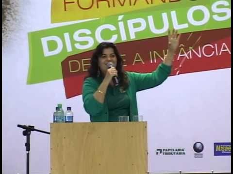Pastora Márcia Ribeiro - O Papel da esposa de pastor