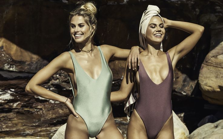 Natalie Roser and Brooke Nash SLAY in the new Showpo campaign,