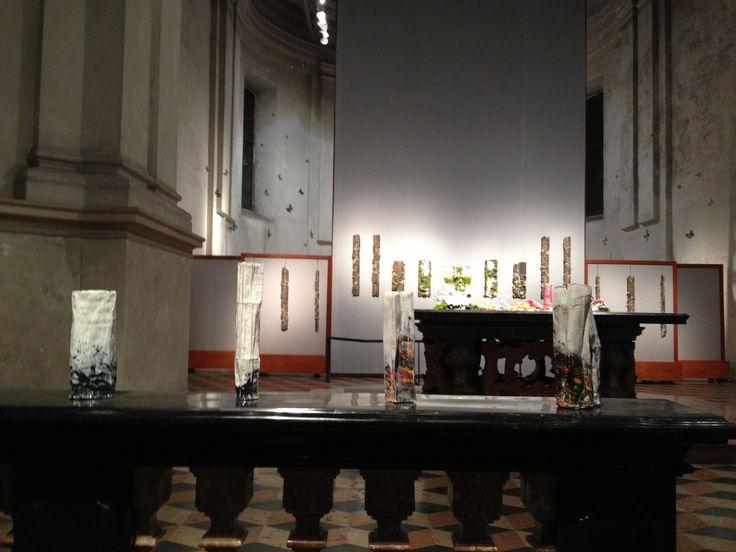 Panoramica altare