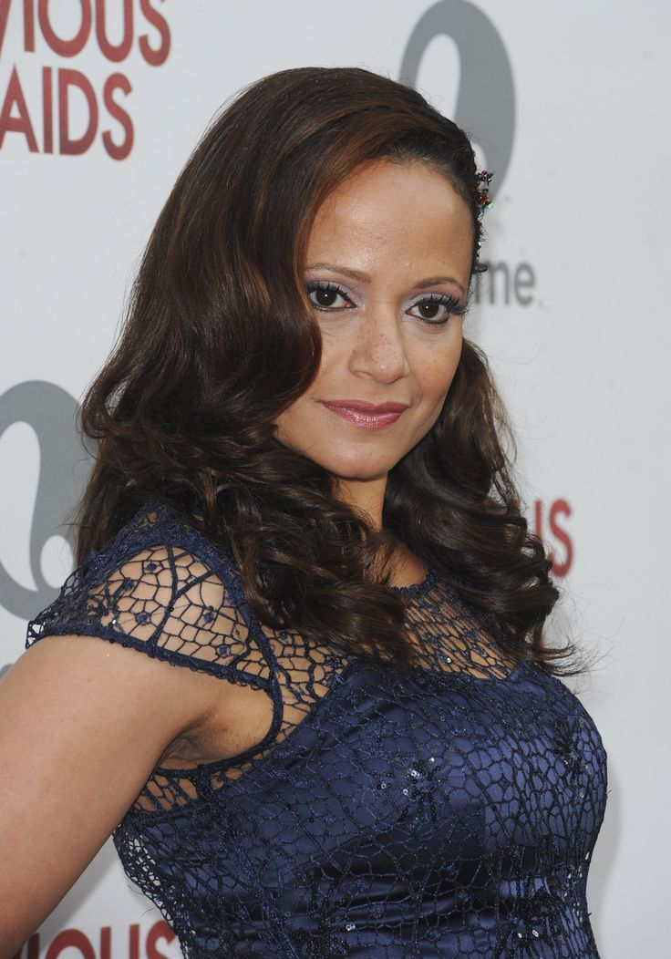 Judy Reyes Lifetime S Devious Maids Premiere Party In L