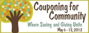 Use your couponing skills for the good of others!