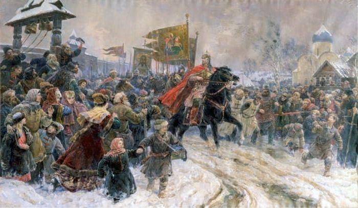 5 апреля 1242 года начался решающий бой, который произошел возле Вороньего камня на льду Чудского озера. Этот бой в истории называется Ледовым побоищем.  В результате сражения разгромили немецких рыцарей. Ливонский орден должен был заключить мир: крестоносцы отказались от русской земли и передали часть Латгалии.