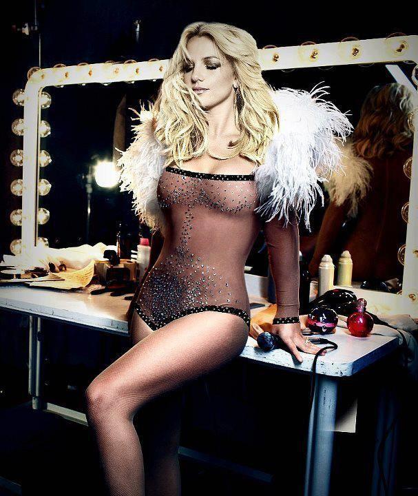 Britney Spears ELLE Magazine September 2012