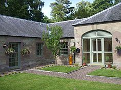 Tillmouth Park holiday cottages: Northumberland