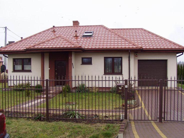 Front domu  #dom #projekt