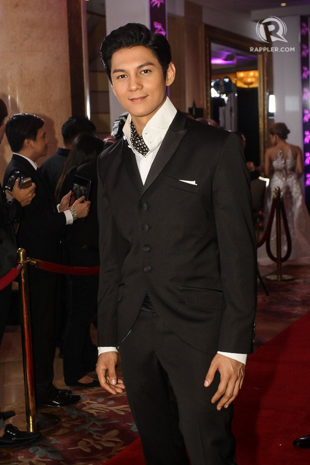 JOSEPH MARCO for Star Magic Ball 2014