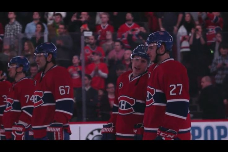Gally and Chuckie ntl anthem from Habs Land tumblr 24CH