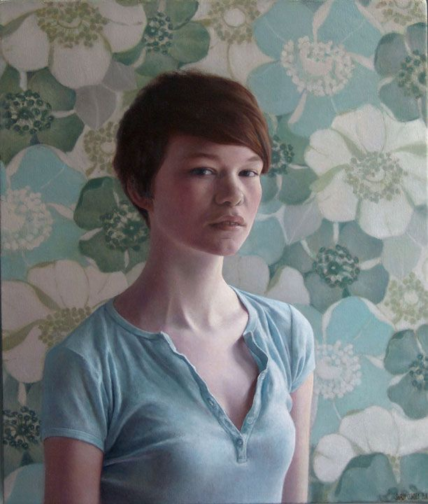 Shaun Downey - BP Portrait Award 2010 (one of my faves)
