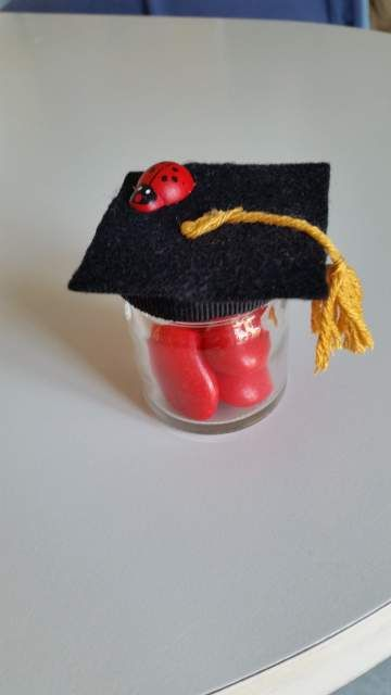 Bomboniera per laurea