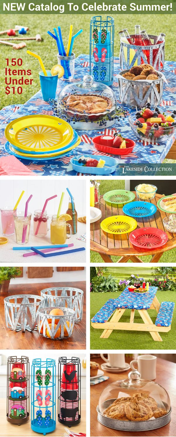 Celebrate Summer Gift Catalog Lakeside Collection Summer