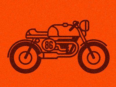 Jaime Martinez : Cafe Racer