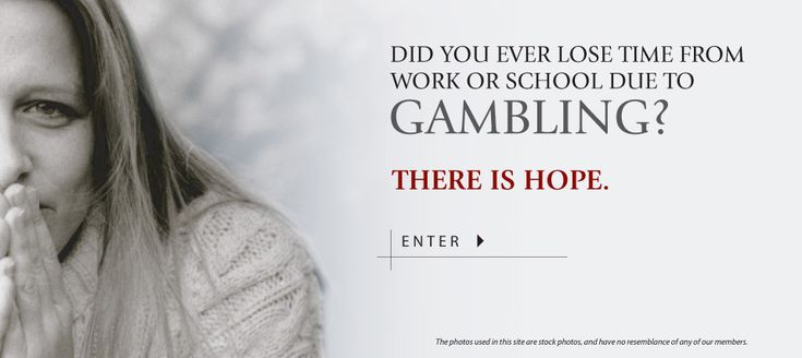 Gamblers Anonymous // Fellowship support group for compulsive gamblers.