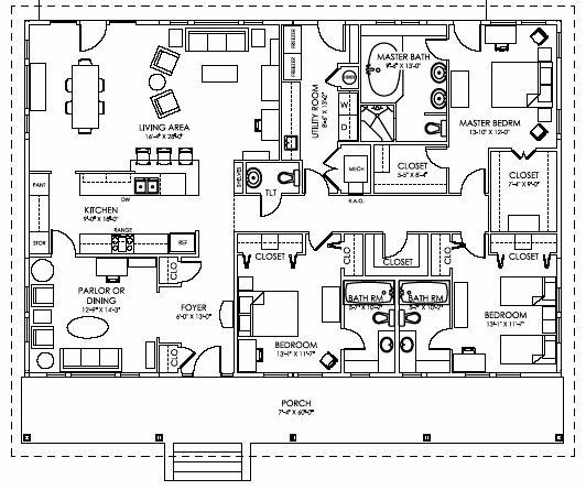 103 best Kodiak Steel Homes Floor Plans images – Steel Home Floor Plans
