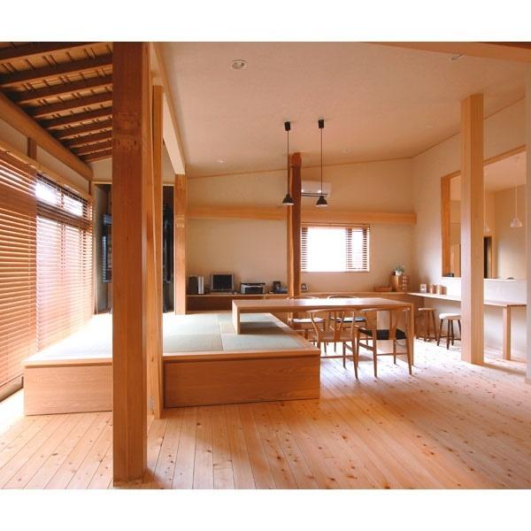 Tatami living room