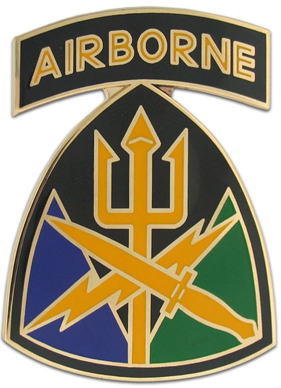 SPECIAL OPERATIONS COMMAND JOINT FORCES, COMBAT SERVICE IDENTIFICATION BADGE