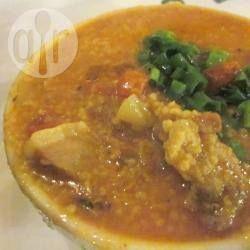 Canjiquinha com costelinha de porco @ allrecipes.com.br