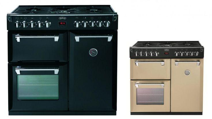 Belling 90cm Richmond Dual Fuel Range Cooker - Appliances - Kitchen Appliances   Harvey Norman Australia