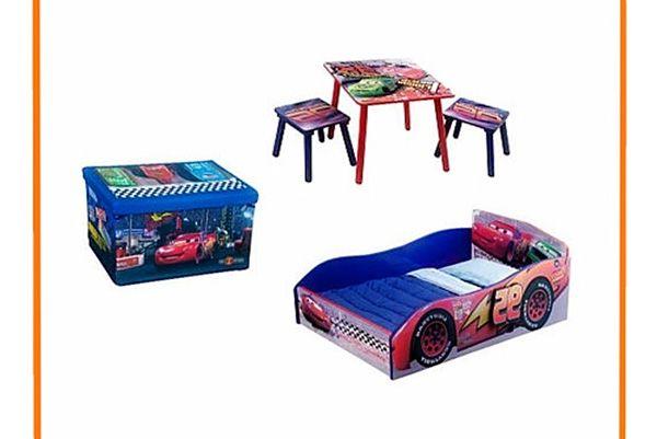 Disney cars bedroom furniture