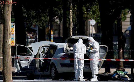 Útočník z Champs-Élysées v závěti slíbil věrnost vůdci IS