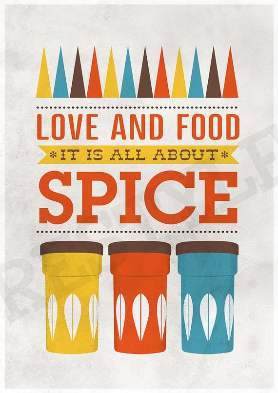 21 best spice art images on pinterest | spices, kitchen and seeds