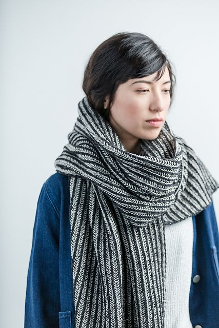 Ravelry: Crosshatch pattern by Jared Flood