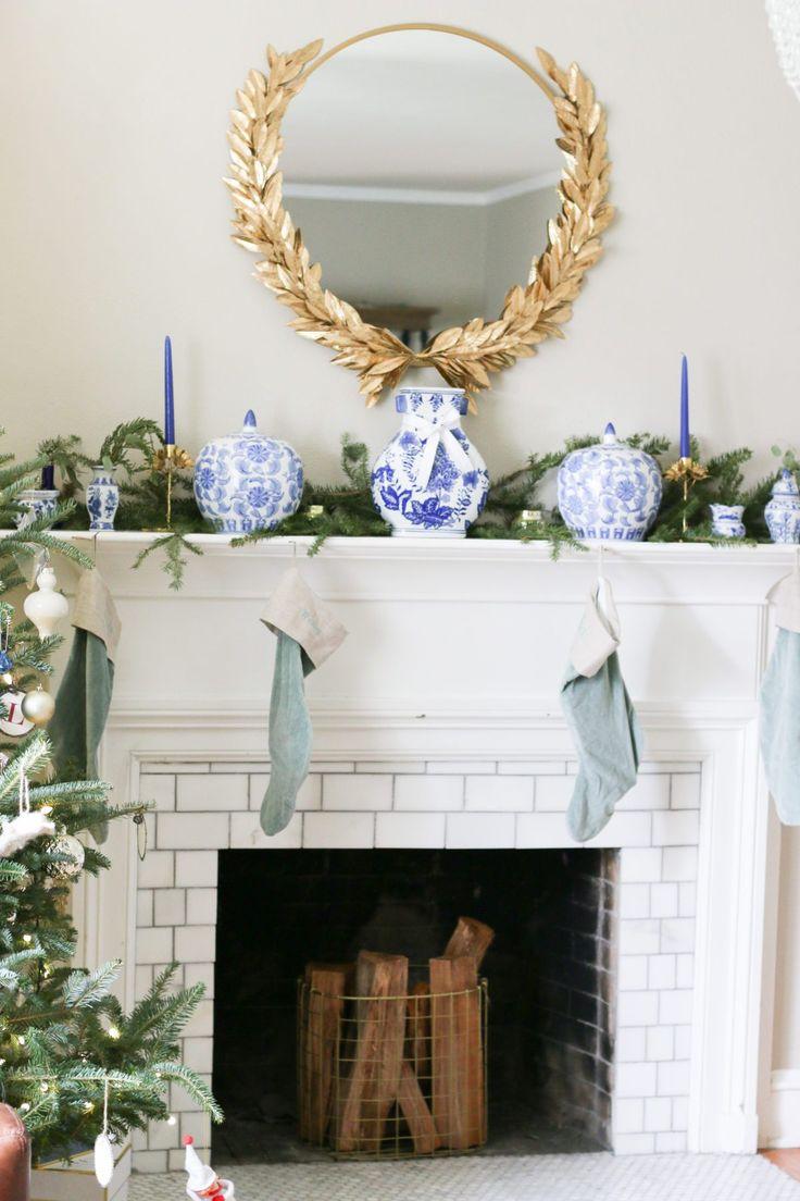 Sarah Tucker's Holiday Home Tour