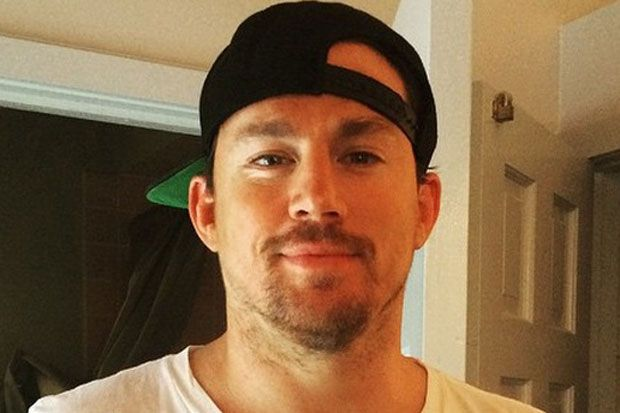 Breaking Hair News: Channing Tatum is Blond Now