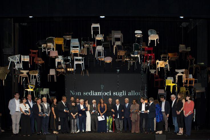 All the winners of the Salone del Mobile.Milano Award