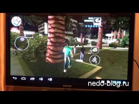 ▶ Планшет к телевизору через HDMI. Игры, видео, интернет - YouTube