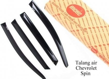 Talang Air  MCBC Chevrolet Spin