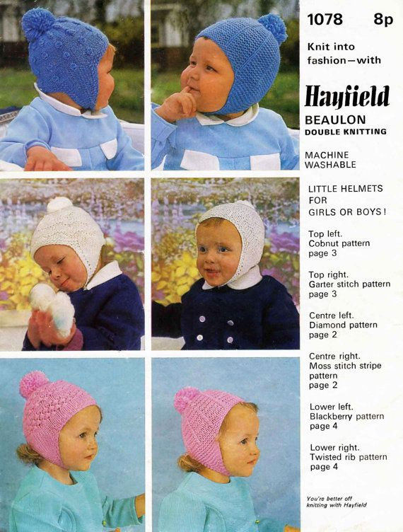 197 best Children and Baby's images on Pinterest   Knitting ...