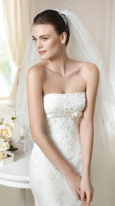 29 best Brautkleid images on Pinterest | Wedding frocks, Short ...