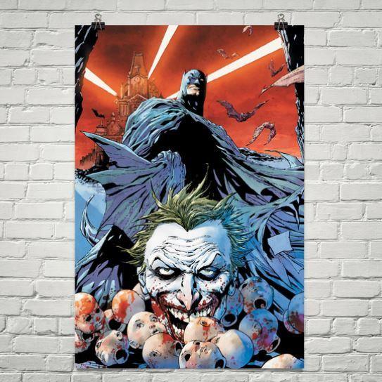 Batman Detective Comics #1 Poster
