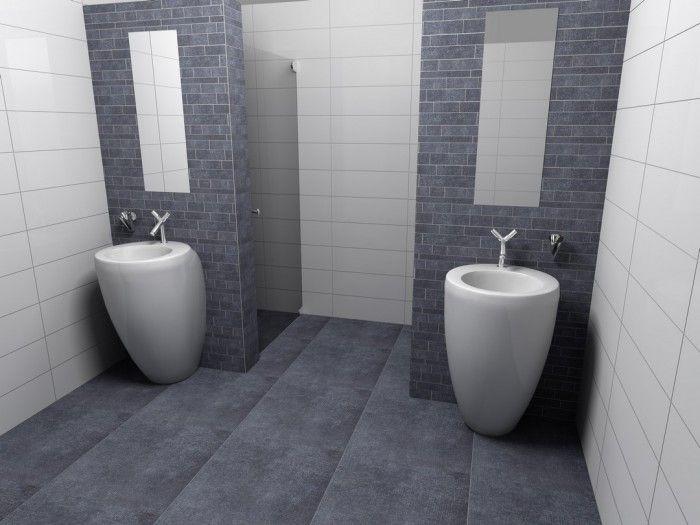 20 beste idee n over badkamer tegels schoonmaken op pinterest - Tegel rechthoekige badkamer ...