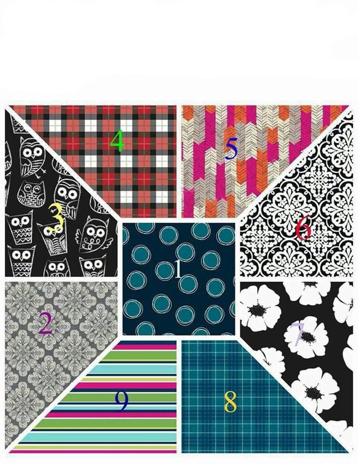 New Fall  Patterns for Thirty-One 2016