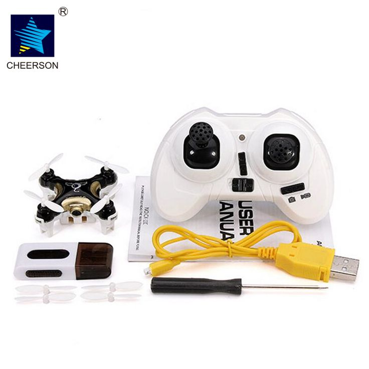 Cheerson CX 10C Copter Drones With Camera Rc Hexacopter Professional Micro Dron Remote Control