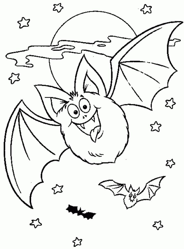 Printable Free Halloween 95th Coloring