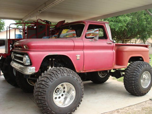 60-66 Chevy and GMC 4X4's Gone Wild – Page 3 – The 1947 – Present Chevrolet … …
