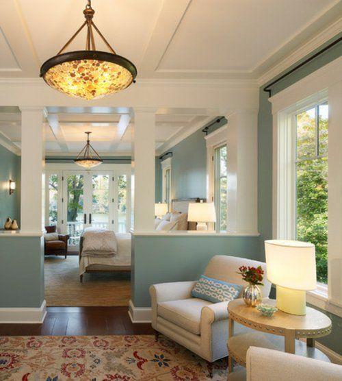 bilder mit einrichtungsideen wohnzimmer sessel tischlampe
