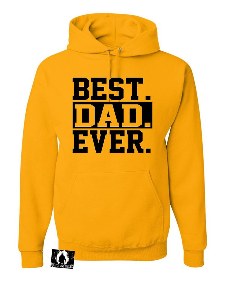 Adult Best Dad Ever #1 Dad World's Greatest Dad Fathers Day Sweatshirt Hoodie