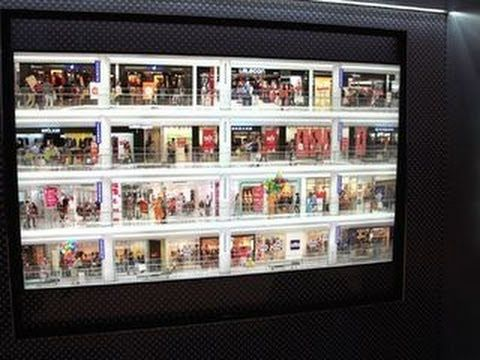 Concept TV from #Samsung supports #8K resolution (7680x4320), we don't have much #4K content to start with #8K!!!