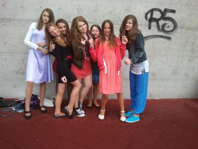 Girls gang :D