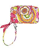 Vera Bradley Phone-Case/Wallet Wristlet at our bookstore Georgetown College's The Store