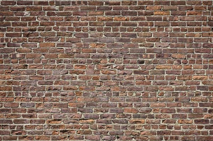 Old Brick Wall Mural At Framed Canvas Art Also Look At Belgian Brick Wall Wall Mural Ideas