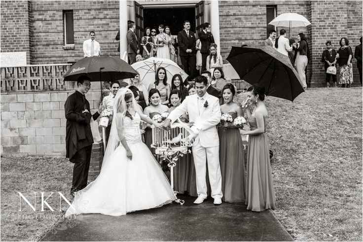 Theresa & Derick - St Augustine Catholic Church - Coolangatta Wedding Photography - NKN Photography