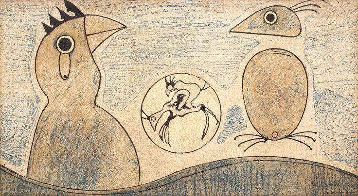 Lot 11, Max Ernst - Birds