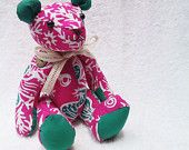 cute handmade teddybears
