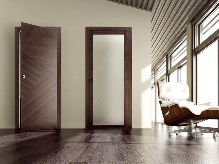 Download the catalogue and request prices of hinged wooden door Rio  canaletto   hinged door. 9 best Door images on Pinterest   Wooden doors  Door design and