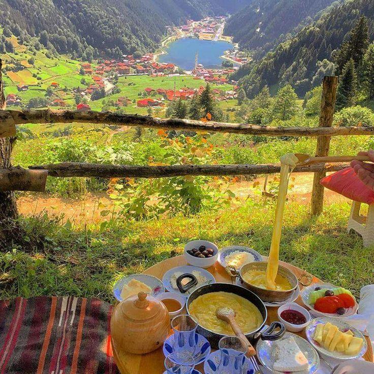 Uzungöl, Çaykara, Trabzon / Eastern Blacksea Region of Turkey
