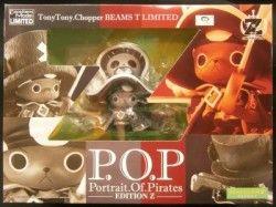 メガハウスビームス/MegaHouseBEAMS P.O.P EDITION Z トニートニーチョッパー BEAMS T LIMITED